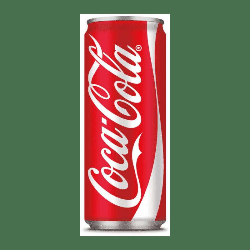 Coca-Cola (0.33) ж/б